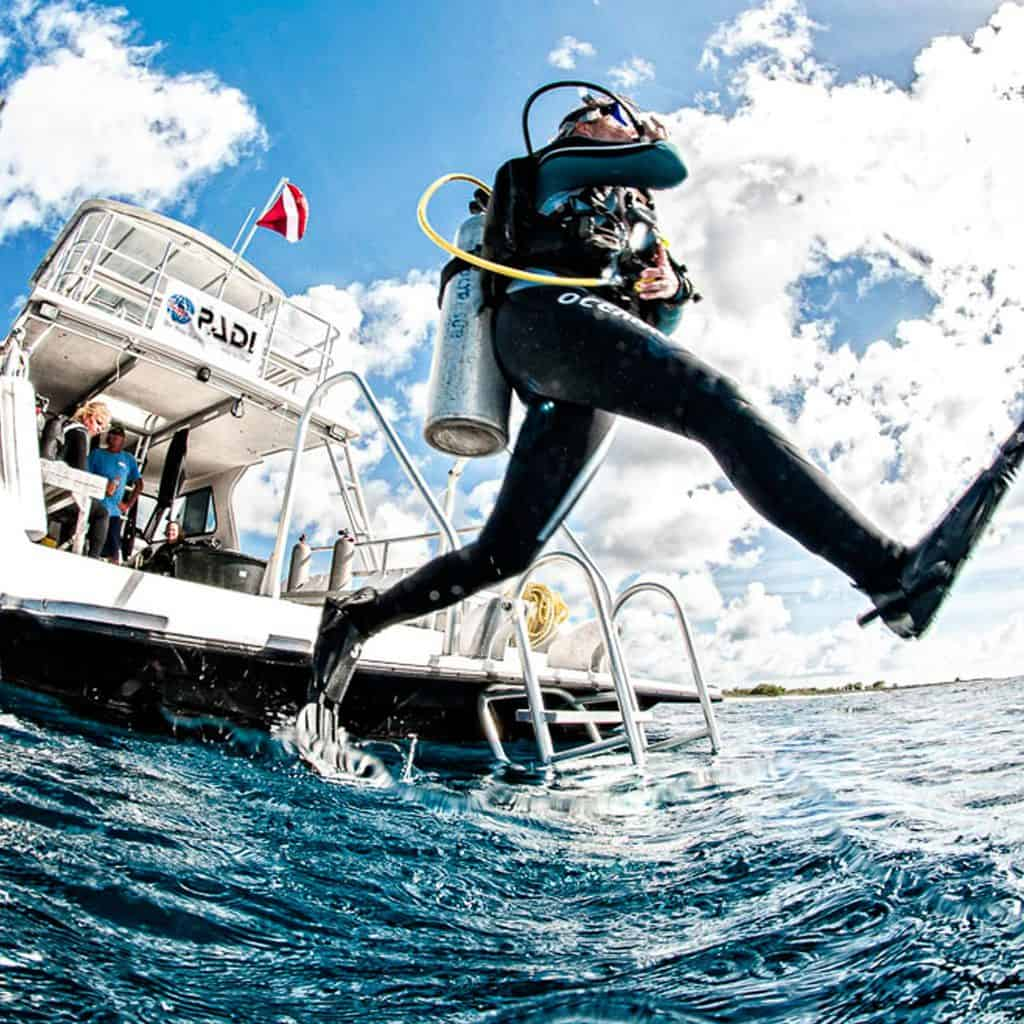PADI Open Water Diver Course Melbourne